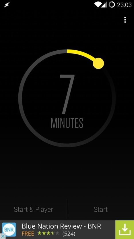 Fall asleep to music with Sleep Timer | Android And Freak | Android And Freak | Scoop.it