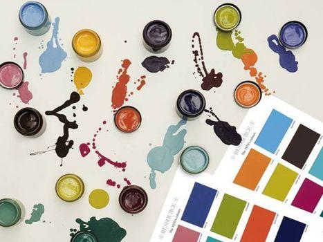 Les tendances 2012 pour la couleur | Créations artistiques | Scoop.it