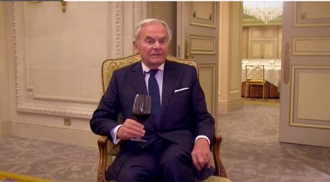 Les 200 personnalités du vin: Bernard Magrez, l'homme aux 4 Grands Crus Classés | Oenologie - Vins - Bières | Scoop.it