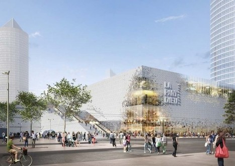A Lyon, Winy Maas ouvre le centre commercial de la Part-Dieu sur la ville - Projets | Foncier et développement économique | Scoop.it