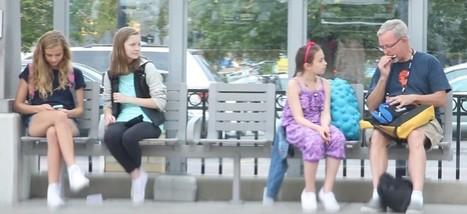 Πείραμα: θα αντιδρούσες αν έβλεπες ένα περιστατικό bullying; Δες το βίντεο... | Differentiated and ict Instruction | Scoop.it