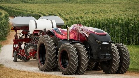 "Cnh Industrial lancia il trattore senza guidatore | L'impresa ""mobile"" | Scoop.it"