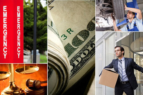 7 Life Surprises that Require an Emergency Fund - US News | Insurance Sales | Scoop.it