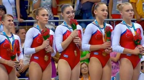 Rusia gana por equipos en Kazán por 10 puntos