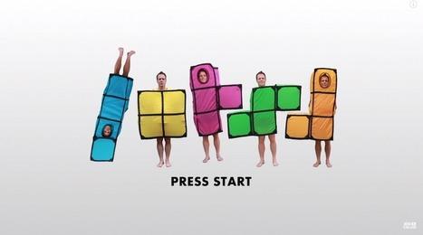 Rémi Gaillard joue à Tetris ! | TRIZ et Innovation | Scoop.it