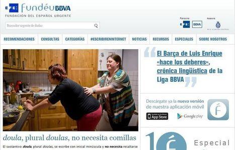 Fundación del Español Urgente para impulsar el buen uso del español   E-Learning, M-Learning   Scoop.it