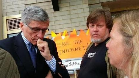 Net neutrality advocates 'occupy' the FCC | Trends in Telecom | Scoop.it