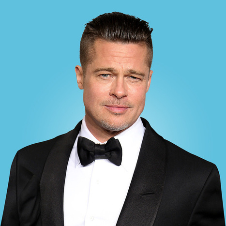 30 Cool And Different Brad Pitt Hairstyles 2014 | Latest Hairstyles-Hairstyles Pictures | Scoop.it