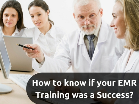 How to Know if Your EMR Training Was a Success | EHR and Health IT Consulting | Scoop.it