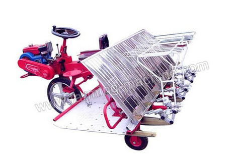 High Performance Paddy Transplanter Machine For Small Farm. Enquire Now ! | Farming Machine | Scoop.it