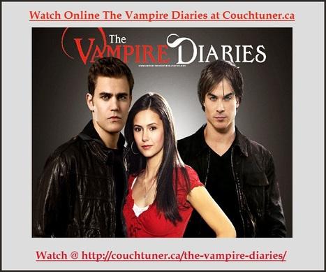 Watch The Vampire Diaries Online - CouchTuner.ca | Company Registration | Scoop.it