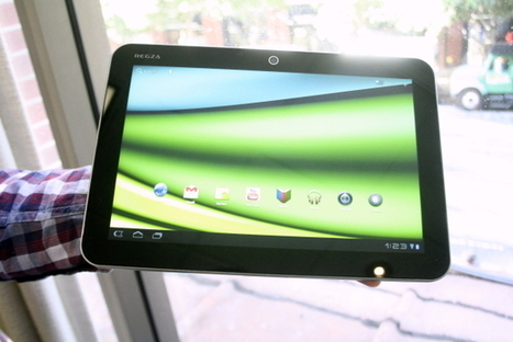 Tablets: What Amazon and Apple know that all the CES tablet peddlers are still missing   TechRepublic   digital culture   Scoop.it