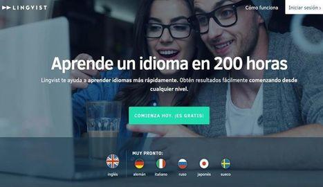 Lingvist: plataforma formativa gratis para aprender inglés en 200 horas   Educativas   Scoop.it