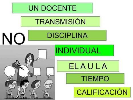 EL DEPÓSITO DEL FRACASO DEL SISTEMA ESCOLAR | Re-Ingeniería de Aprendizajes | Scoop.it