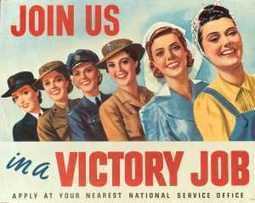 The Australian Home Front during World War 2 - Women ( Picture ) | Women Homefront During WWII | Scoop.it