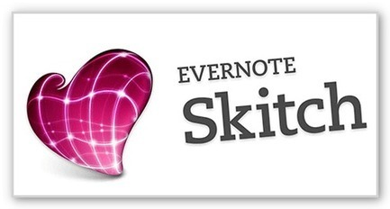 PCからEvernoteへのメモ付き画像の保存や再編集が便利な「Skitch for ... | Evernote news | Scoop.it