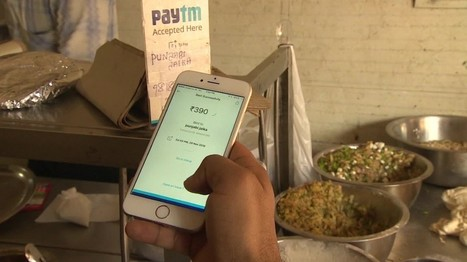 Mobile payments firms are cashing in on India's rupee crisis | India -WeeklyLinks | Scoop.it