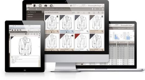 Anche Zegna sceglie WOOI: una nuova applicazione web responsive per l'Assortment Planning del marchio internazionale | WOOI Web Design | Scoop.it