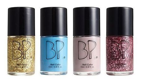 Nordstrom's BP Line Just Launched $5 Nail Polishes: Can Your Beauty Box Fit Them All? | TAFT: Trends And Fashion Timeline | Scoop.it