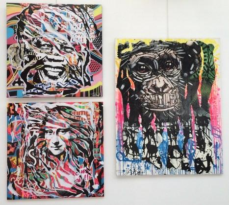 Rencontre avec Jo Di Bona - Dans les pinceaux d'Émilie | Interviews graffiti et Hip-Hop | Scoop.it