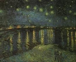 La Notte Stellata sul Rodano di van Gogh (alcune considerazioni astronomiche) | Enseñar Geografía e Historia en Secundaria | Scoop.it
