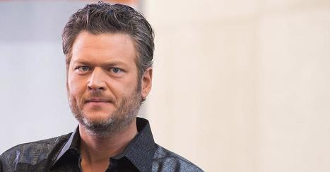 Blake Shelton sits down and opens up about how divorce has touched his life | Country Music Today | Scoop.it