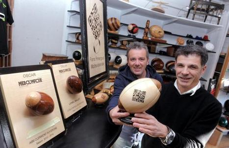 Ce ballon en bois est «intelligent» | artcode | Scoop.it