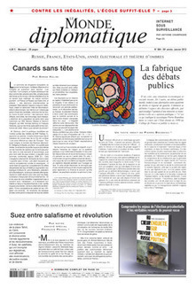 Mort du capitalisme démocratique ?, par Wolfgang Streeck (Le Monde diplomatique, janvier 2012) | Bureau de curiosités | Scoop.it
