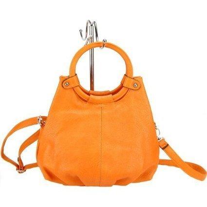 !!!   HERISSON FIRENZE Damen Handtasche, Henkeltasche, orange | Clutch Bags Online | Scoop.it