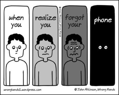 What Did You Forget? [COMIC] | Social Media, Marketing and Promotion | Scoop.it