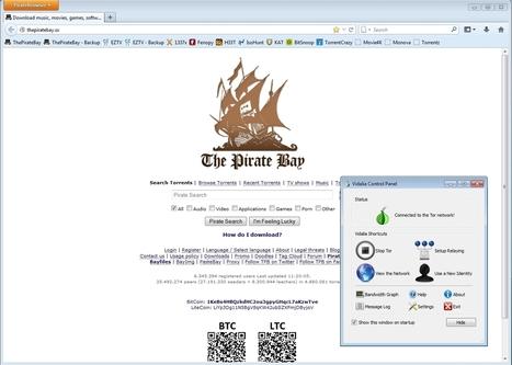 PirateBrowser : le navigateur web anti-censure | Allmyapps Le Mag | Scoop.it