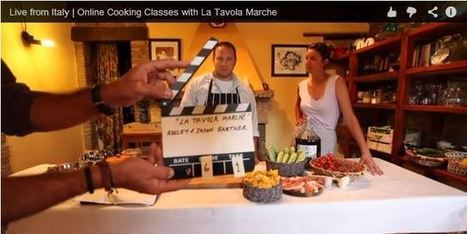 Ashley and Jason of La Tavola Marche Talk About Their Online Cooking Classes from Italy | Le Marche and Food | Scoop.it