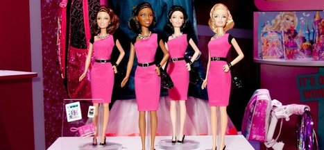 Entrepreneur Barbie Is Hitting Stores: Is Her New Image Unrealistic or Long Overdue? | Business & Marketing | Scoop.it