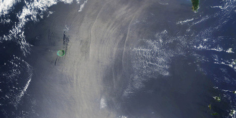 Ocean's Huge Underwater Waves Explained By Seafloor Ridges (VIDEO) - Huffington Post | ScubaObsessed | Scoop.it