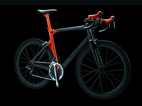 Lamborghini x BMC Limited Edition Road Bicycle | Design buzz buzz | Scoop.it