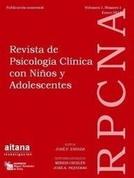 La UMH publica una nueva revista científica de psicología clínica infantil | Psicología | Scoop.it