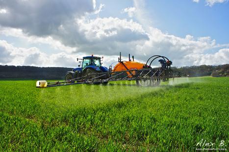 Actualité > Une agriculture rentable avec moins d'herbicides ? C'est ... | Fongicides et herbicides pour gazon | Scoop.it