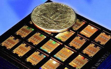 IBM silicon photonics breakthrough aims at cloud and big data | Business Video Directory | Scoop.it