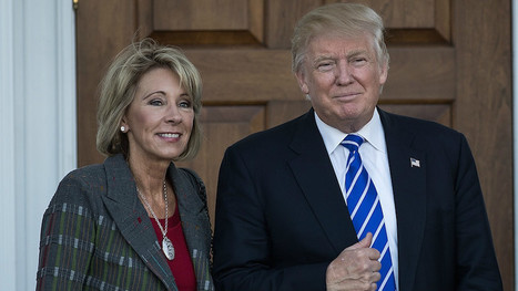 Trump education pick pits Jewish education needs against church-state fears | Jewish Education Around the World | Scoop.it