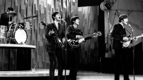 McCartney et Ringo Starr : back in the USA - le Figaro   Bruce Springsteen   Scoop.it