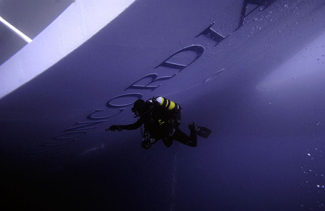 INCREDIBLE PHOTOS: Inside the Wreck of the Costa Concordia | TonyPotts | Scoop.it