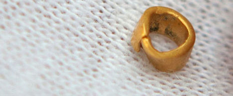 L'objet en or le plus ancien au monde découvert en Bulgarie? | Aux origines | Scoop.it