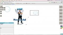 Stoodle: un tableau blanc collaboratif en ligne, en temps réel et sans inscription | Le coutelas de Ticeman | Web 2.0 et travail collaboratif | Scoop.it