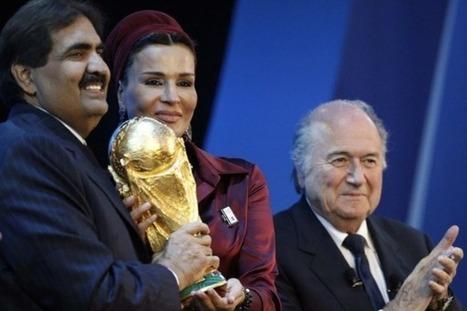 Comment le Qatar s'est payé la Coupe du monde de foot | Everything you need… | Scoop.it