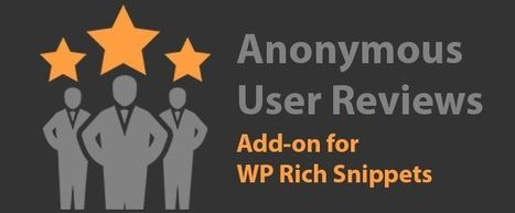 Introducing the Anonymous User Reviews Add-on | IT | Scoop.it