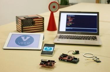VIPER, une méthode simple pour programmer soi-même ses objets connectés | Post-Sapiens, les êtres technologiques | Scoop.it