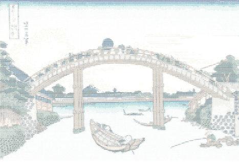 Under Mannen Bridge at Fukagawa ASCII   My Notes   Scoop.it