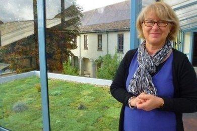 Bergerac : un toit végétalisé à l'école privée Saint-Jacques - Sud Ouest | art chitecture | Scoop.it
