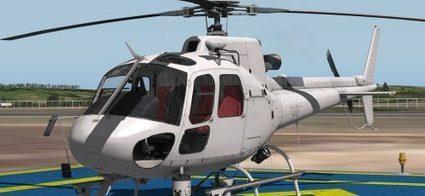Flight Simulator News Brief: Dreamfoil/Nemeth Aerospatiale AS350 Ecureuil for X-Plane Picture | X-Plane News | Scoop.it