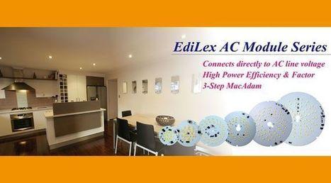 AC LED modules Edilex G2 series   Italiandirectory.Review   Scoop.it